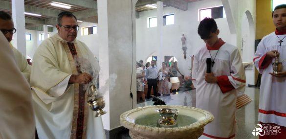 Batizados e Benção da Fonte Batismal  – 17Nov2019 – Matriz