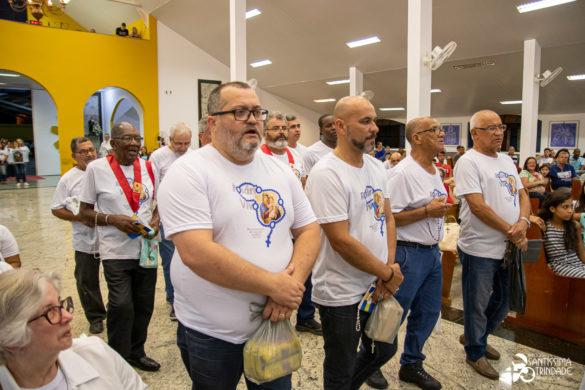 Solenidade Imaculada Conceição e Renovação Compromisso Público Rosário Vivo – 08 Dez 2019 – Village