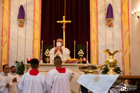 Missa da Ceia do Senhor – 09Abr2020 – Matriz
