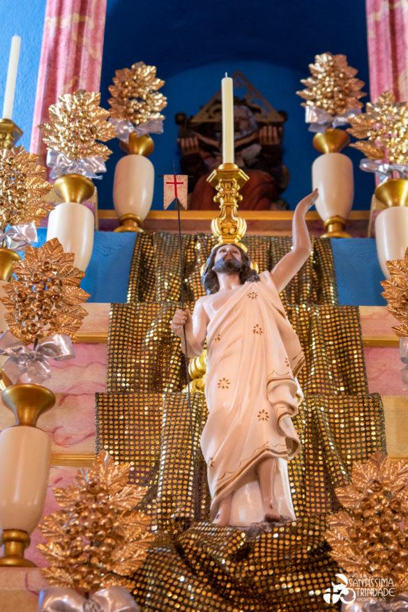 Domingo da Páscoa da Ressurreição – 12Abr2020 – Matriz