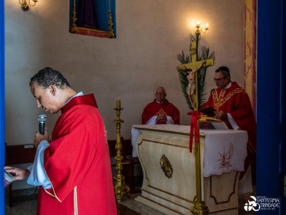 Domingo de Ramos  – 05 Abr 2020- Matriz