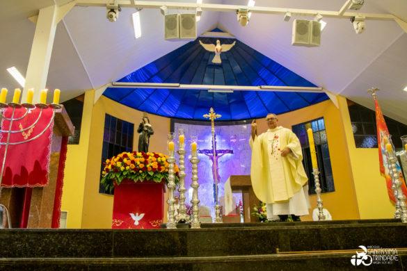 Novena de Pentecostes – 22Mai2020 – 1º Dia (Com Missa de Santa Rita de Cássia)