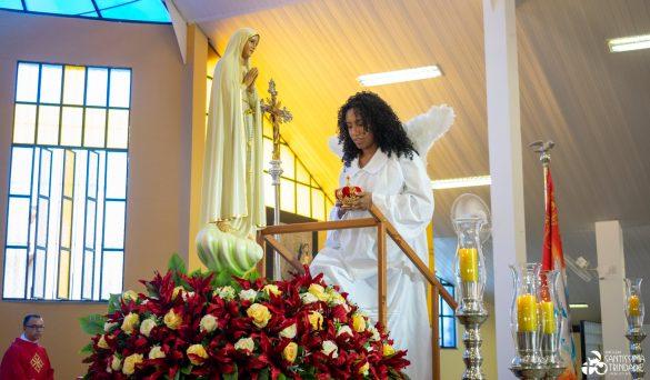 Missa de Pentecostes – 31Mai2020 – Com Coroação de Nossa Senhora – SJO