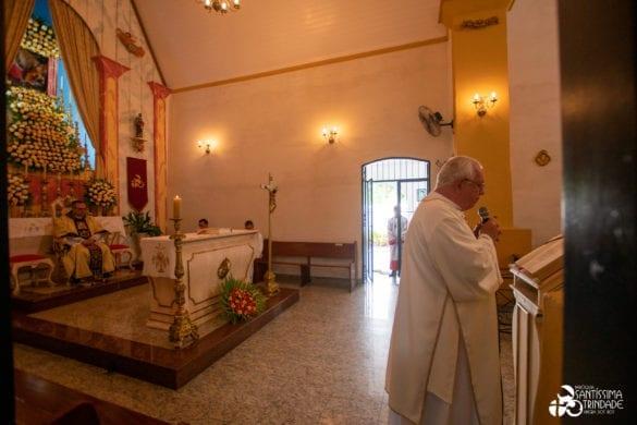 Solenidade Santíssima Trindade – 07Jun2020 – Matriz