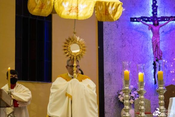 Corpus Christi – 11Jun2020 – SJO