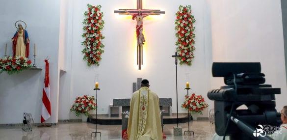 Novena do Sagrado Coração de Jesus – 19Jun2020 – 1º Dia – SCJ