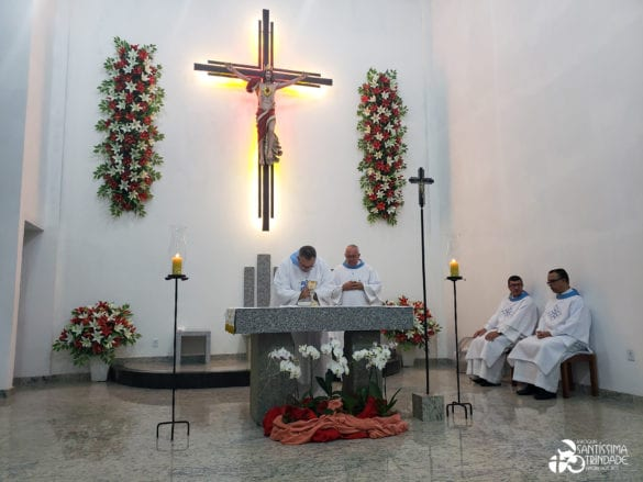 Novena do Sagrado Coração de Jesus – 20Jun2020 – 2º Dia – SCJ