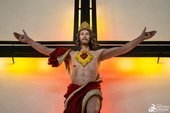Novena do Sagrado Coração de Jesus – 21Jun2020 – 3º Dia – SCJ