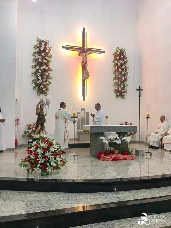 Novena do Sagrado Coração de Jesus – 23Jun2020 – 5º Dia – SCJ