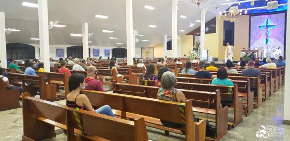 Adoração do Santíssimo Sacramento – 03 set 2020 – SJO