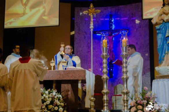 Missa em Ação de Graças – 16 anos de Sacerdócio – Pe. Gilberto Stanisce — Festa da Natividade de Nossa Senhora – 07set2020 – Village
