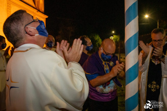 Setenário de Nossa Senhora das Dores – Dia 1 – 09set2020 – Matriz