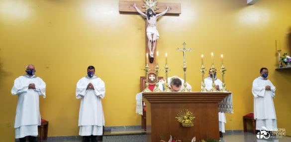 Setenário de Nossa Senhora das Dores – Dia 3 – 11set2020 – Matriz