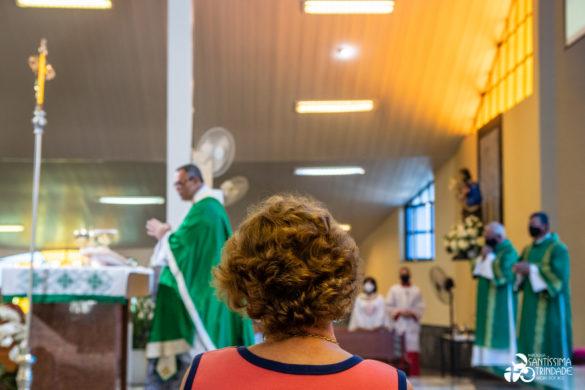 Missa – 26º Domingo do Tempo Comum – 27set2020 – SJO