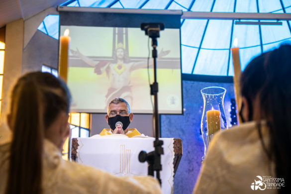 Solenidade de Cristo Rei – 22Nov2020 – SJO