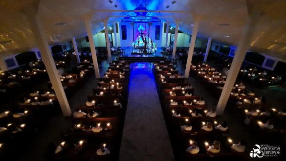 Nossa Senhora de Lourdes, Santo Terço Luminoso – 11Fev2021 – SJO