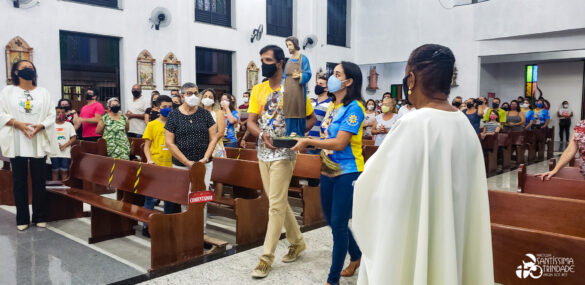 Missa de São José 03 Mar 2021 – SCJ
