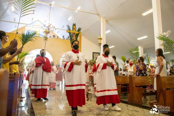 Domingo de Ramos e da Paixão do Senhor – 28Mar2021 – SJO