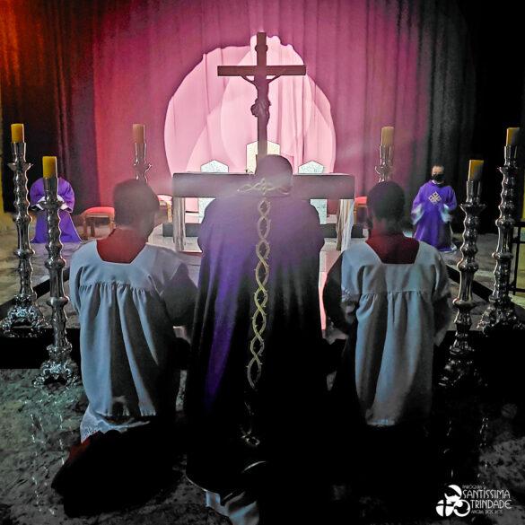 Meditação das 7 palavras de Jesus na Cruz – 30MAR2021 – SJO
