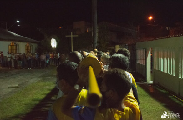Solenidade de São José, Levantamento do Mastro –  19MAR2021 – SJO