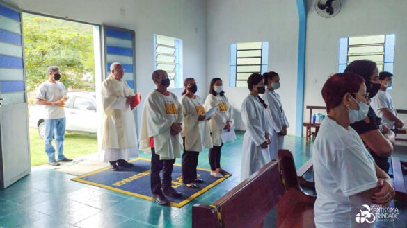 Missa da Páscoa da Ressureição – 04Abr2021 – Caputera I