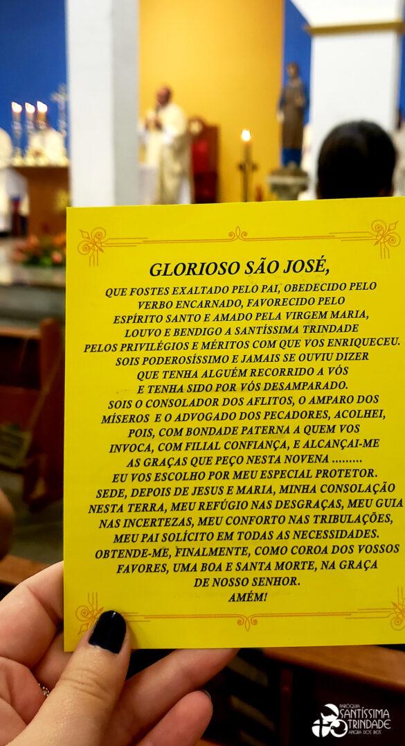 Missa de São José  – 14Abr2021 – Matriz