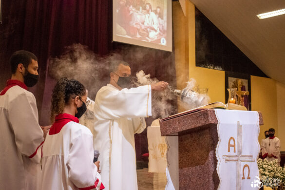 Missa da Ceia do Senhor – 01ABR2021 – SJO