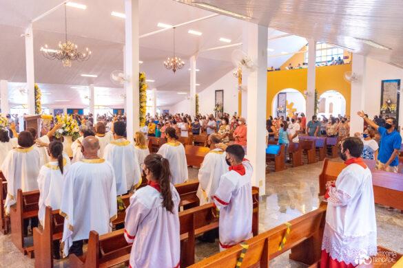 Missa da Páscoa da Ressureição – 04ABR2021 – SJO