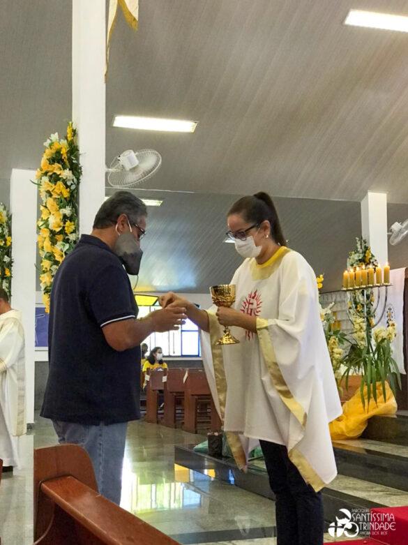 Missa em honra a São José Operário 10h  – 01Mai2021 – SJO