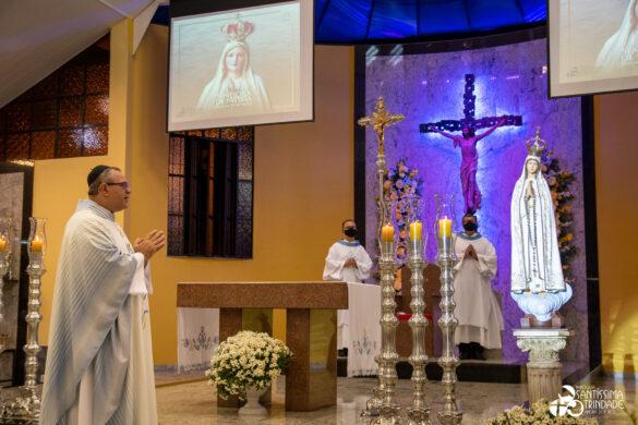 Missa – Nossa Senhora de Fátima – 13Mai2021 – SJO