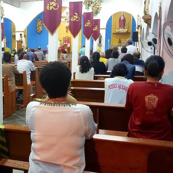 3° dia do Tríduo em honra a Santíssima Trindade – 29Mai2021 – Matriz
