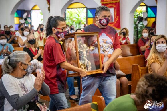 Solenidade da Santíssima Trindade – 30Mai2021 – Matriz