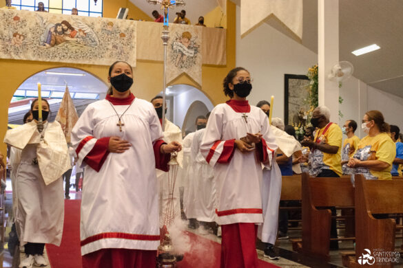 Missa em honra a São José Operário 19h30 – 01Mai2021 – SJO