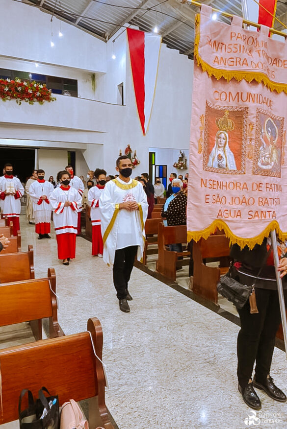 7º dia da Novena do Sagrado Coração de Jesus – 17Jun2021 – Monsuaba