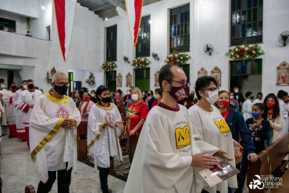 4º dia da Novena do Sagrado Coração de Jesus – 14Jun2021 – Monsuaba