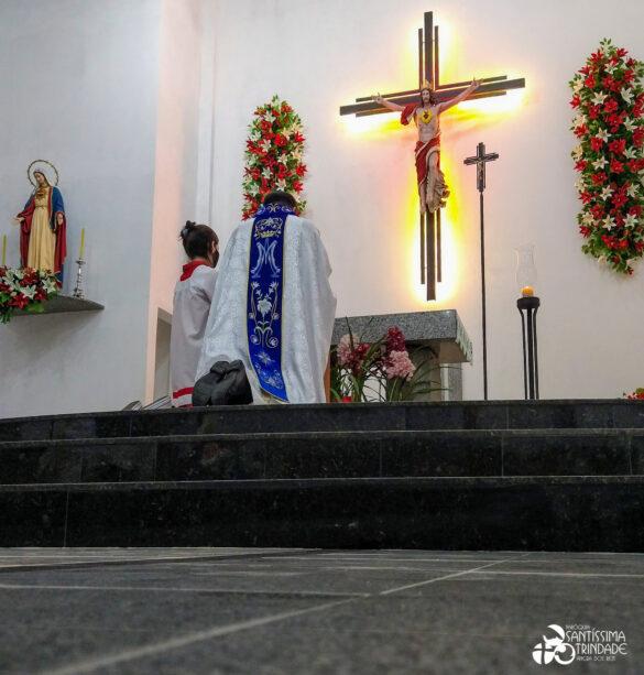 9º dia da Novena do Sagrado Coração de Jesus – 19Jun2021 – Monsuaba