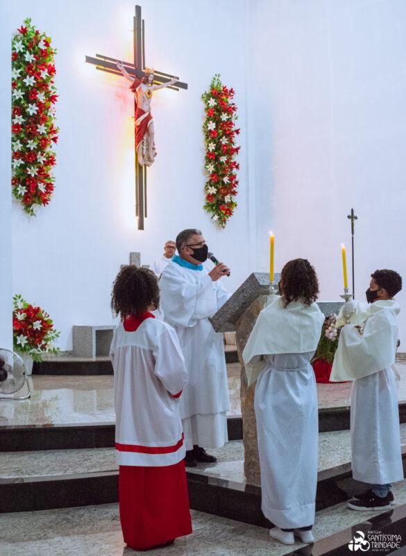 Memória do Imaculado Coração de  Maria – 12Jun2021 – Monsuaba