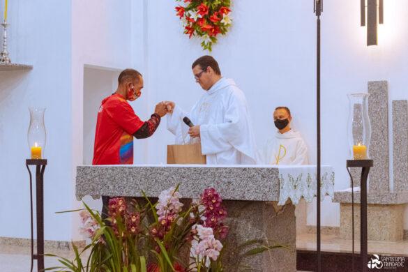 8º dia da Novena do Sagrado Coração de Jesus – 18Jun2021 – Monsuaba
