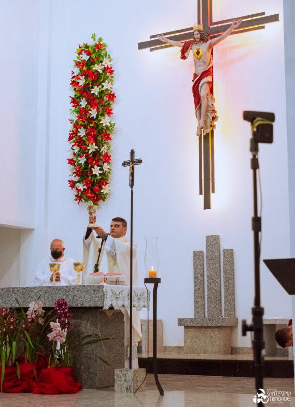 5º dia da Novena do Sagrado Coração de Jesus – 15Jun2021 – Monsuaba