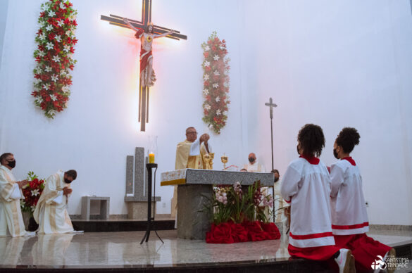 Solenidade do Sagrado Coração de Jesus – 11Jun2021 – Monsuaba