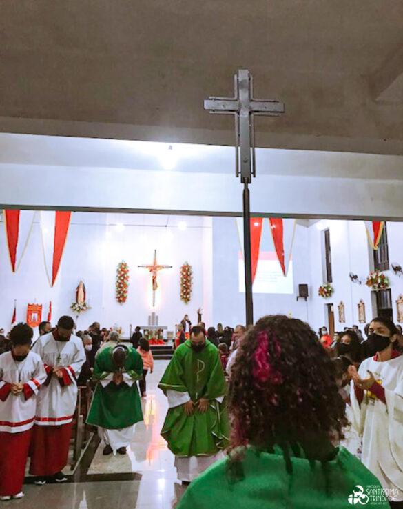 3º dia da Novena do Sagrado Coração de Jesus – 13Jun2021 – Monsuaba