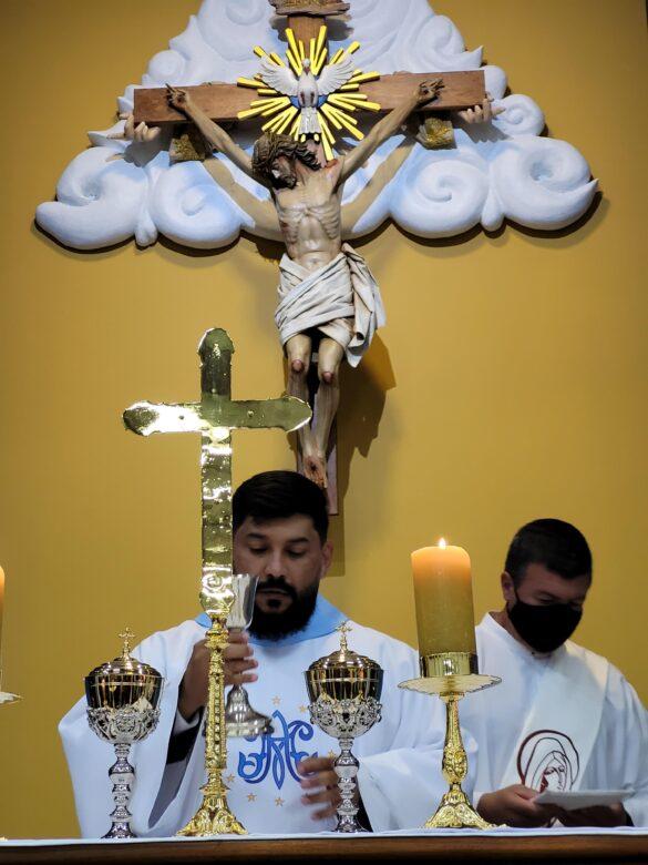 2º Dia – Setenário Nossa Senhora das Dores – 10Set2021 – Matriz