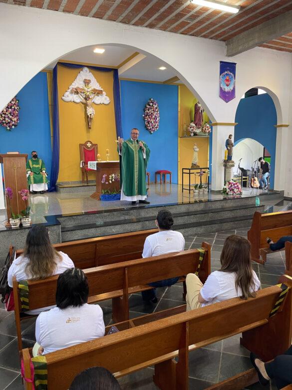 Missa Nossa Senhora de La Salette- 19Set2021
