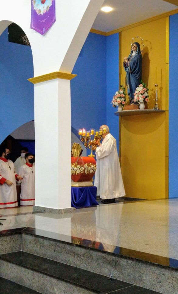 3º Dia – Setenário Nossa Senhora das Dores – 11Set2021 – Matriz