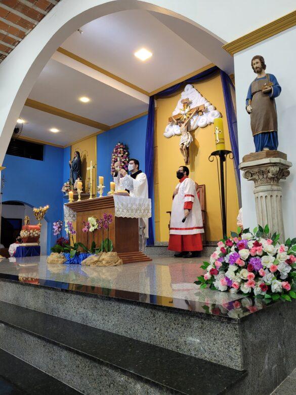 5º Dia – Setenário Nossa Senhora das Dores – 13Set2021 – Matriz