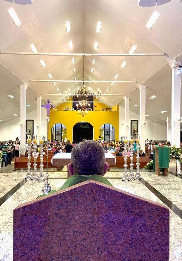 Missa do 26º Domingo do Tempo Comum – 26Set2021 – SJO
