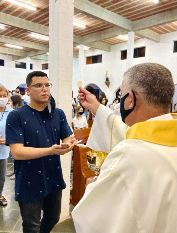 Missa em Memória de São Vicente e em Ação de Graças Pelos 51 Ano Do PE. Gilberto – 27Set2021 – Matriz
