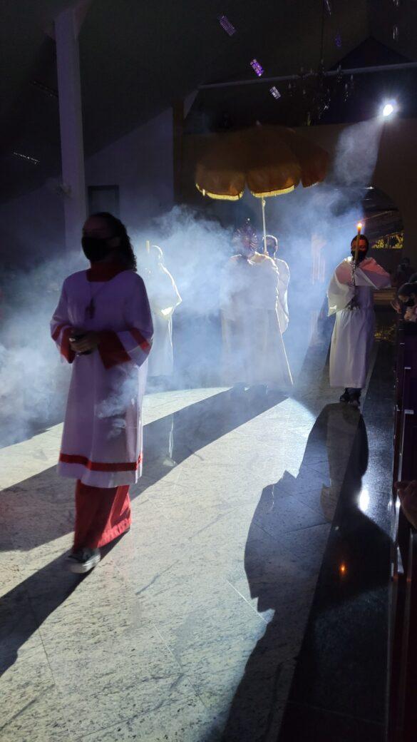 Adoração ao Santíssimo – 07Out2021 – SJO