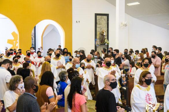 Solenidade de Nossa Senhora Aparecida – 12Out2021 – SJO