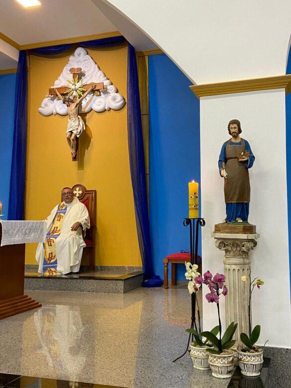 Missa Votiva de São José – 06Out2021 – MATRIZ